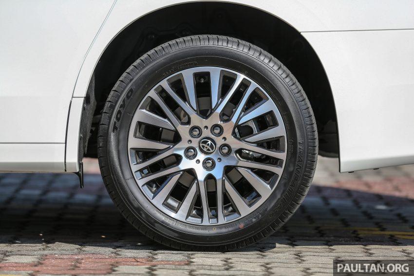 Toyota Alphard dan Vellfire 2016 dilancarkan di M'sia – RM420k-RM520k untuk Alphard, RM355k bagi Vellfire Image #529631