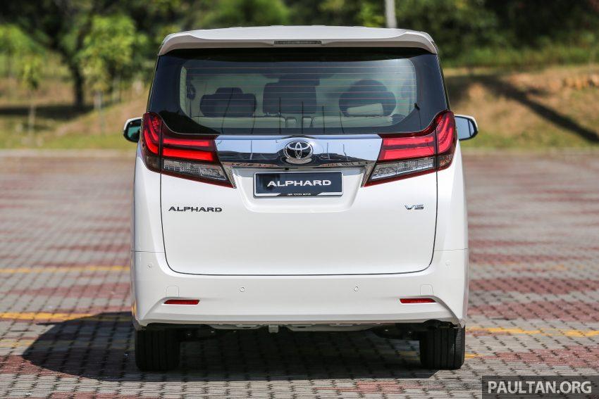 Toyota Alphard dan Vellfire 2016 dilancarkan di M'sia – RM420k-RM520k untuk Alphard, RM355k bagi Vellfire Image #529630