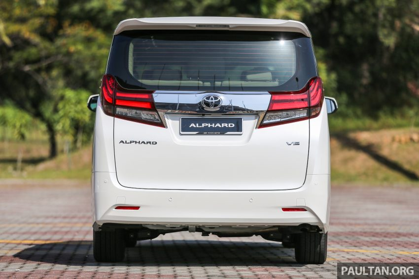 2016 Toyota Alphard and Vellfire launched in M'sia – RM408k-RM506k for Alphard, RM345k for Vellfire Image #529333