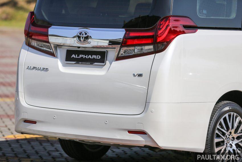 Toyota Alphard dan Vellfire 2016 dilancarkan di M'sia – RM420k-RM520k untuk Alphard, RM355k bagi Vellfire Image #529628