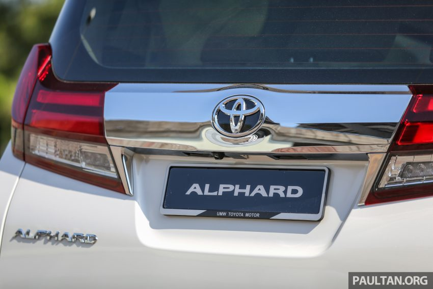 Toyota Alphard dan Vellfire 2016 dilancarkan di M'sia – RM420k-RM520k untuk Alphard, RM355k bagi Vellfire Image #529625