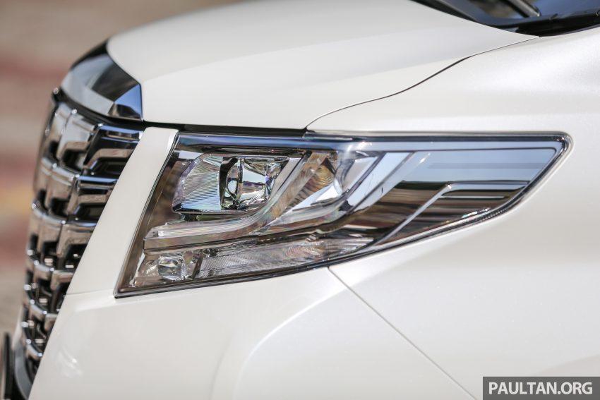 Toyota Alphard dan Vellfire 2016 dilancarkan di M'sia – RM420k-RM520k untuk Alphard, RM355k bagi Vellfire Image #529618