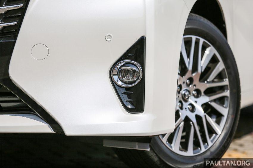 Toyota Alphard dan Vellfire 2016 dilancarkan di M'sia – RM420k-RM520k untuk Alphard, RM355k bagi Vellfire Image #529617