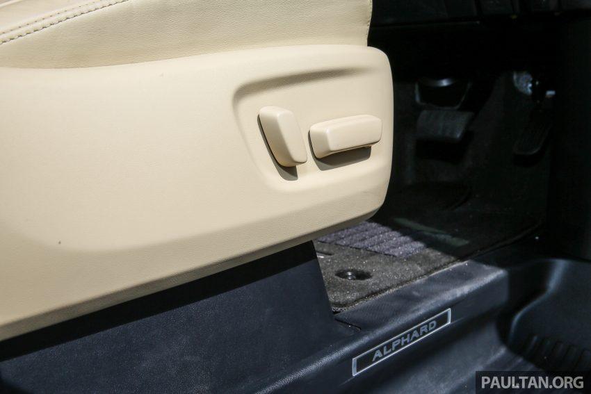 Toyota Alphard dan Vellfire 2016 dilancarkan di M'sia – RM420k-RM520k untuk Alphard, RM355k bagi Vellfire Image #529609
