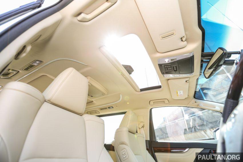 Toyota Alphard dan Vellfire 2016 dilancarkan di M'sia – RM420k-RM520k untuk Alphard, RM355k bagi Vellfire Image #529592