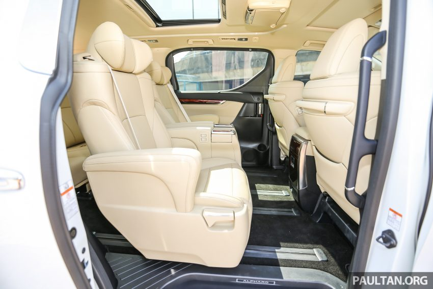 2016 Toyota Alphard and Vellfire launched in M'sia – RM408k-RM506k for Alphard, RM345k for Vellfire Image #529400
