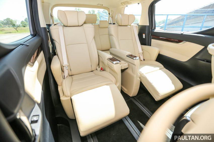 Toyota Alphard dan Vellfire 2016 dilancarkan di M'sia – RM420k-RM520k untuk Alphard, RM355k bagi Vellfire Image #529583