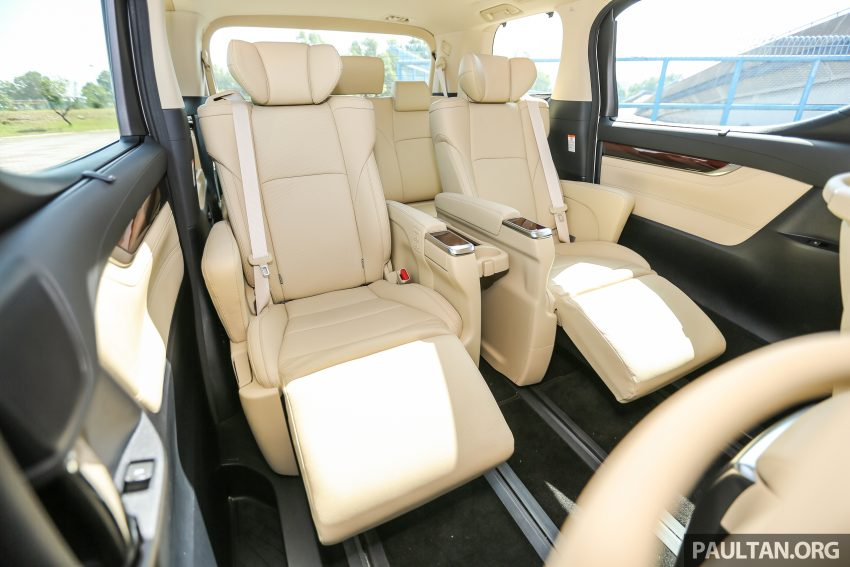 2016 Toyota Alphard and Vellfire launched in M'sia – RM408k-RM506k for Alphard, RM345k for Vellfire Image #529402