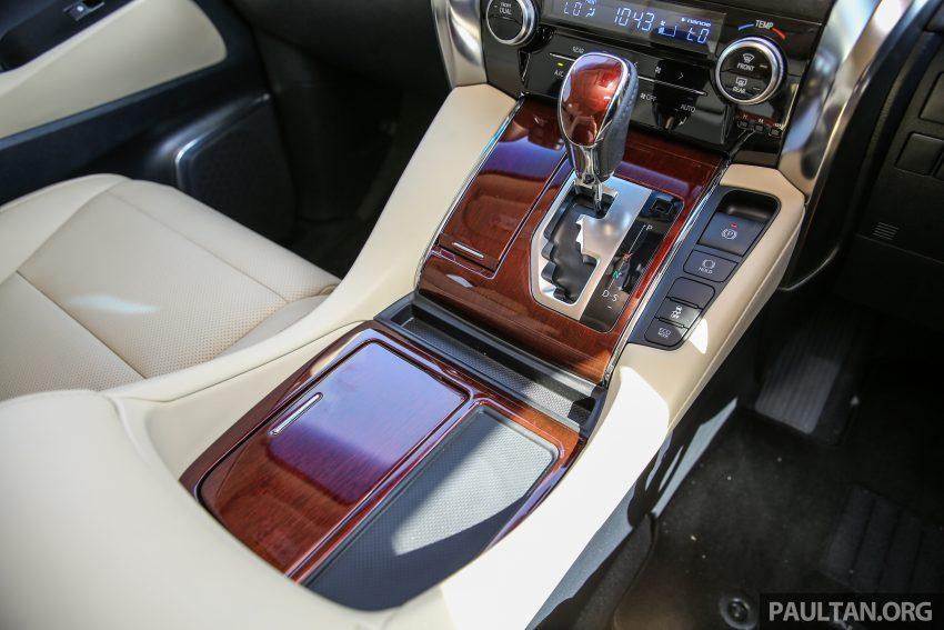 Toyota Alphard dan Vellfire 2016 dilancarkan di M'sia – RM420k-RM520k untuk Alphard, RM355k bagi Vellfire Image #529571