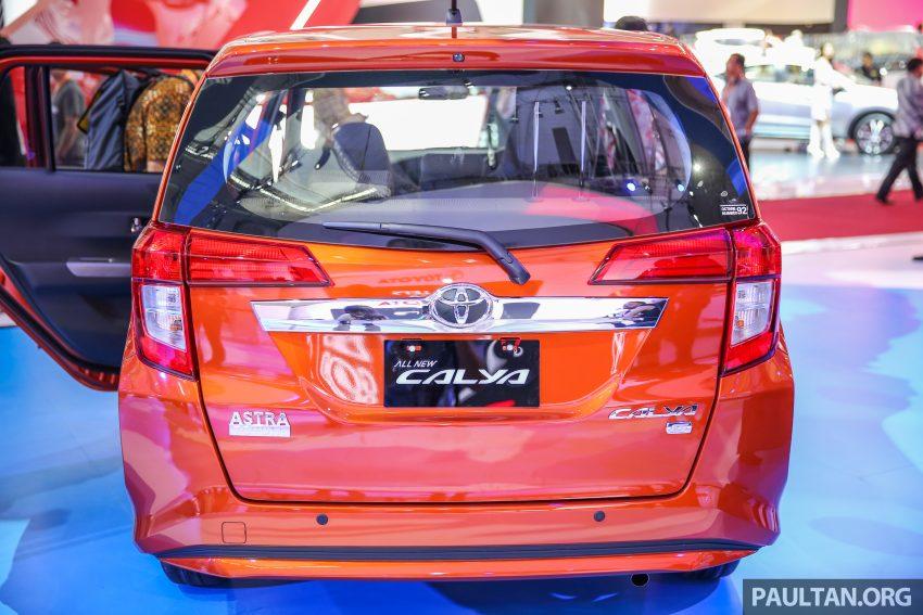 GIIAS 2016: New Toyota Calya – the RM40k 7-seat MPV Image #532941
