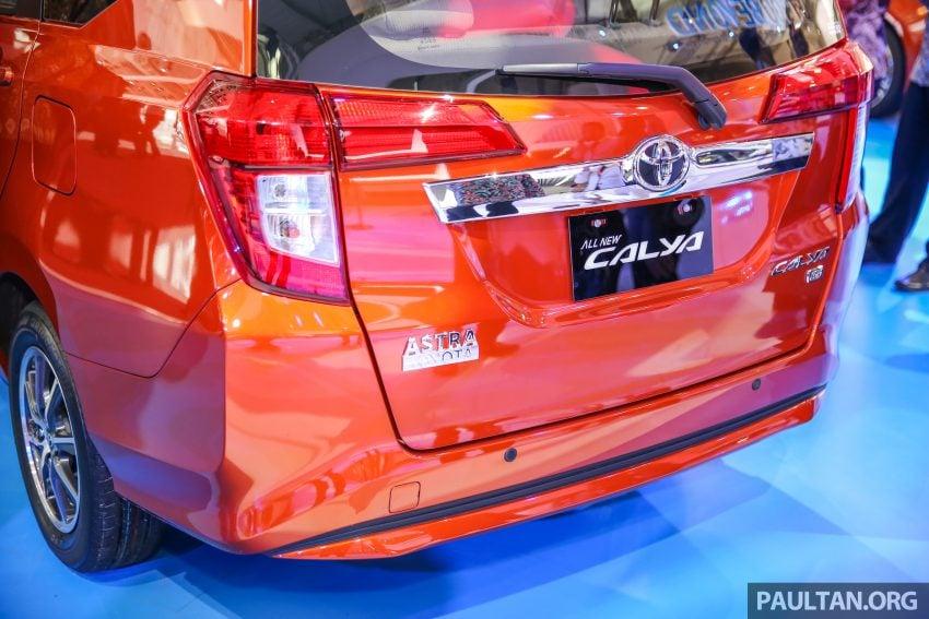 GIIAS 2016: New Toyota Calya – the RM40k 7-seat MPV Image #532943