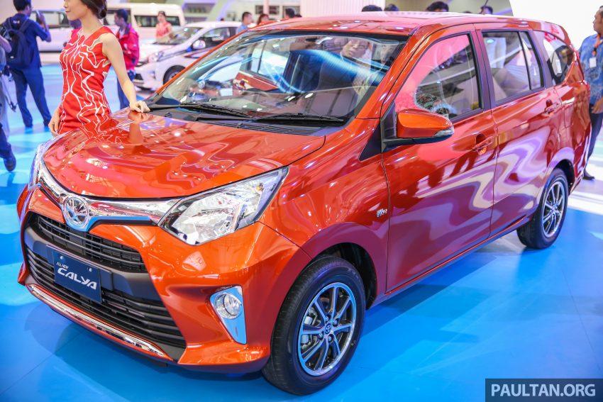 GIIAS 2016: New Toyota Calya – the RM40k 7-seat MPV Image #532929