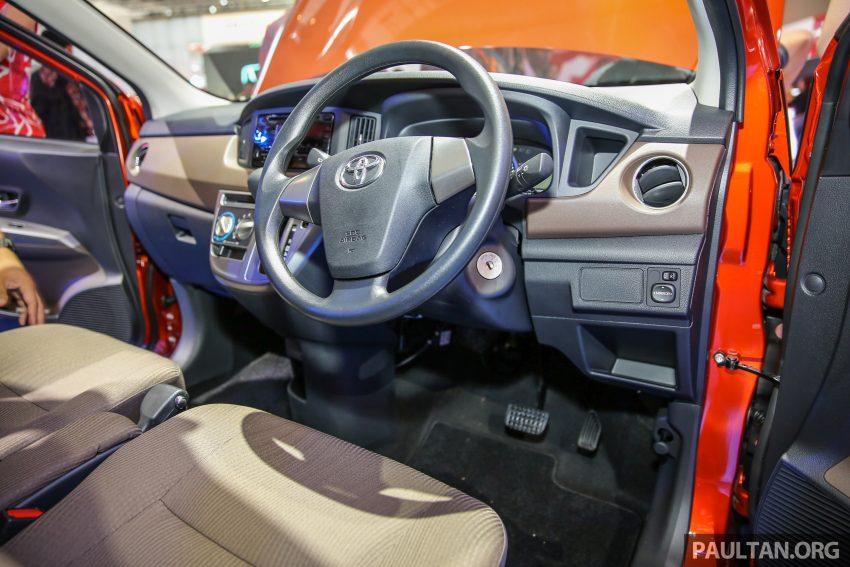 GIIAS 2016: New Toyota Calya – the RM40k 7-seat MPV Image #532949