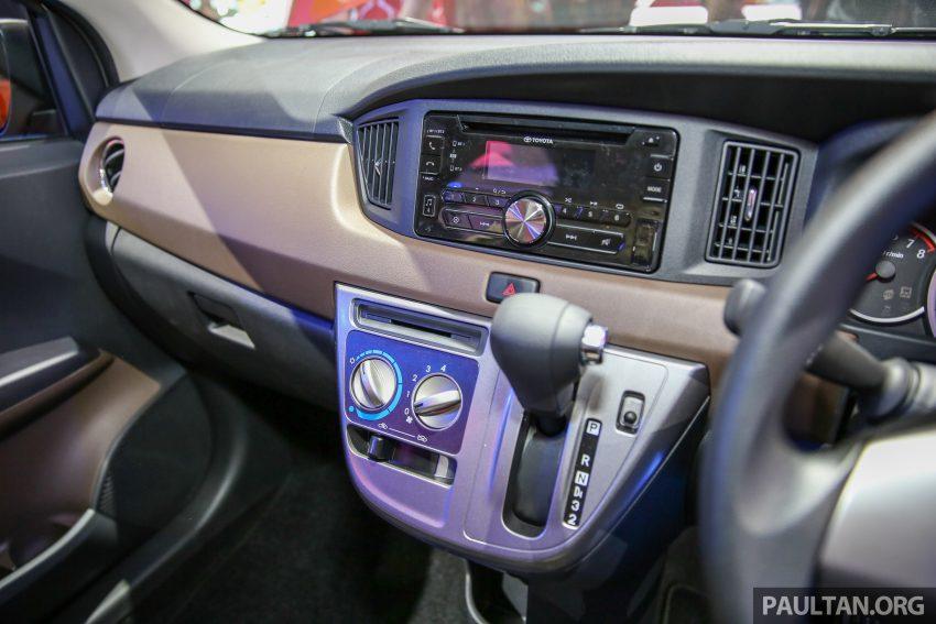 GIIAS 2016: New Toyota Calya – the RM40k 7-seat MPV Image #532951