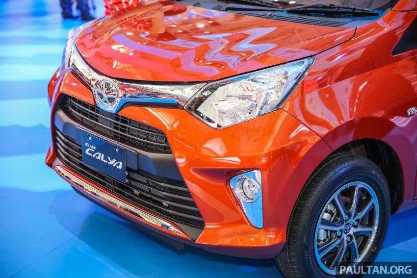 GIIAS 2016: New Toyota Calya – the RM40k 7-seat MPV Image #532930