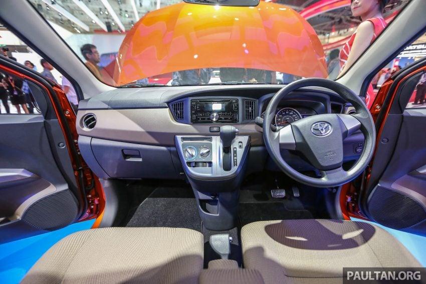 GIIAS 2016: New Toyota Calya – the RM40k 7-seat MPV Image #532962