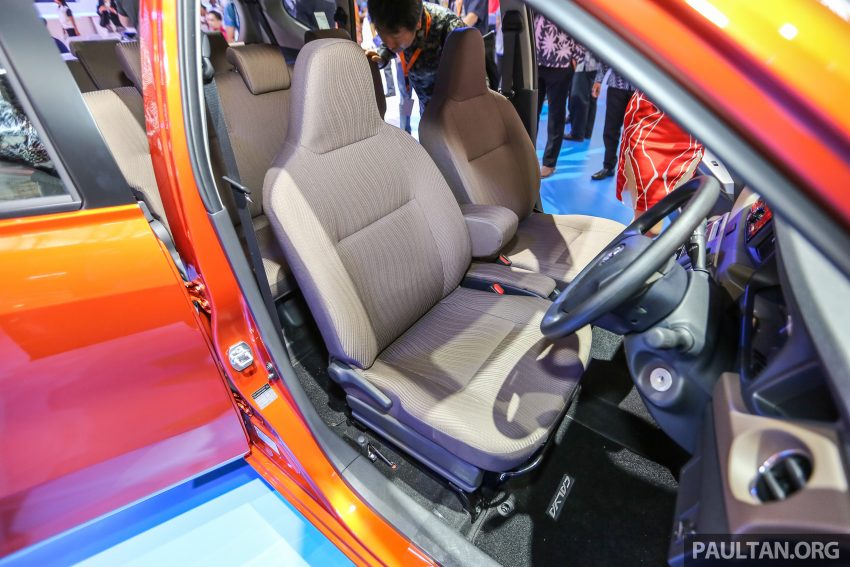 GIIAS 2016: New Toyota Calya – the RM40k 7-seat MPV Image #532963
