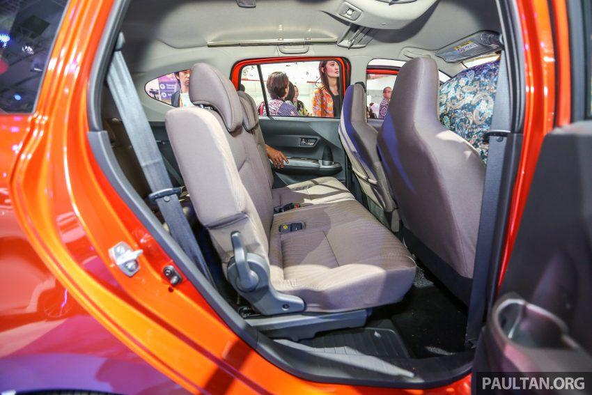 GIIAS 2016: New Toyota Calya – the RM40k 7-seat MPV Image #532964