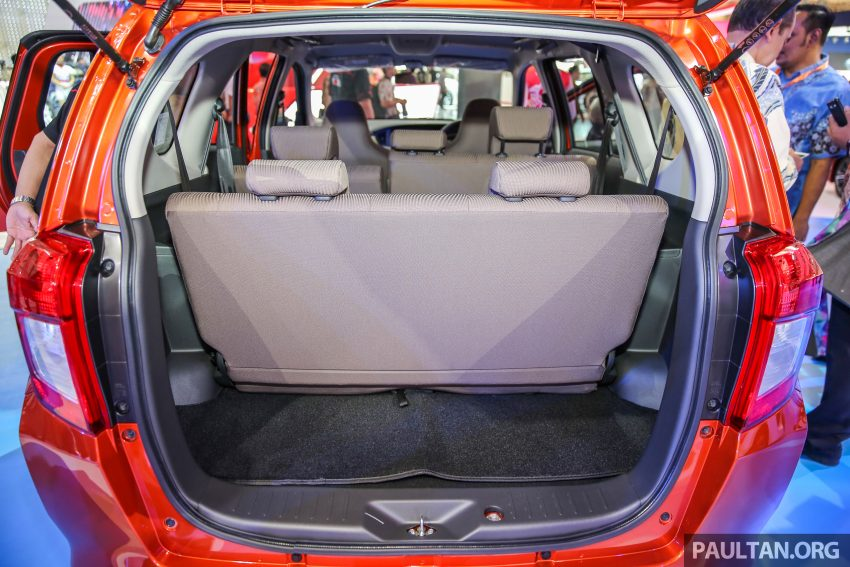 GIIAS 2016: New Toyota Calya – the RM40k 7-seat MPV Image #532969