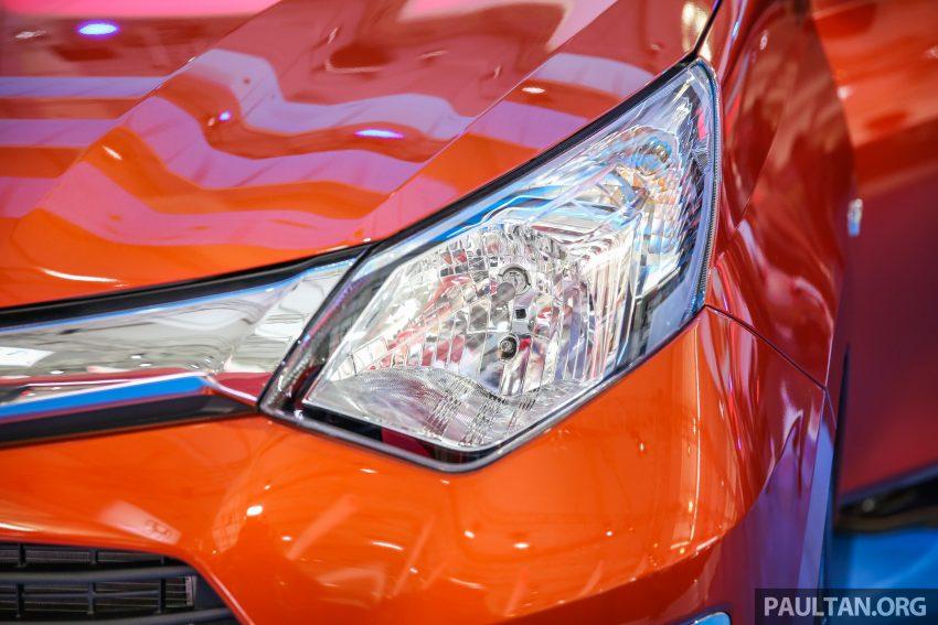 GIIAS 2016: New Toyota Calya – the RM40k 7-seat MPV Image #532932