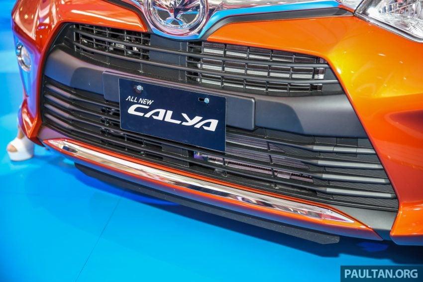GIIAS 2016: New Toyota Calya – the RM40k 7-seat MPV Image #532935