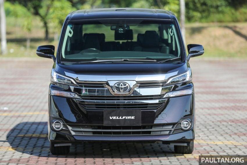 Toyota Alphard dan Vellfire 2016 dilancarkan di M'sia – RM420k-RM520k untuk Alphard, RM355k bagi Vellfire Image #529718