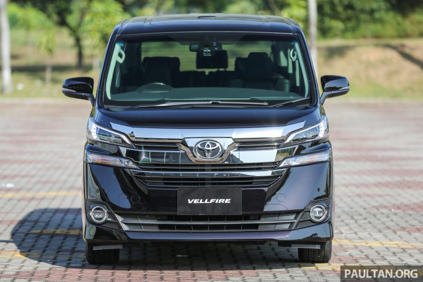 2016 Toyota Alphard and Vellfire launched in M'sia – RM408k-RM506k for Alphard, RM345k for Vellfire Image #529433