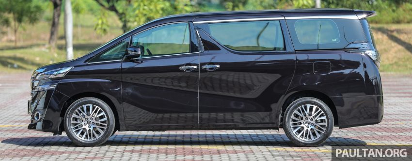 2016 Toyota Alphard and Vellfire launched in M'sia – RM408k-RM506k for Alphard, RM345k for Vellfire Image #529447