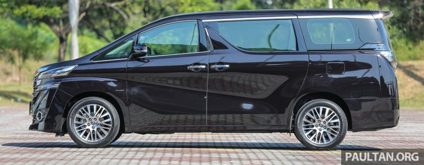 2016 Toyota Alphard and Vellfire launched in M'sia – RM408k-RM506k for Alphard, RM345k for Vellfire Image #529449