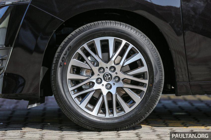 Toyota Alphard dan Vellfire 2016 dilancarkan di M'sia – RM420k-RM520k untuk Alphard, RM355k bagi Vellfire Image #529716