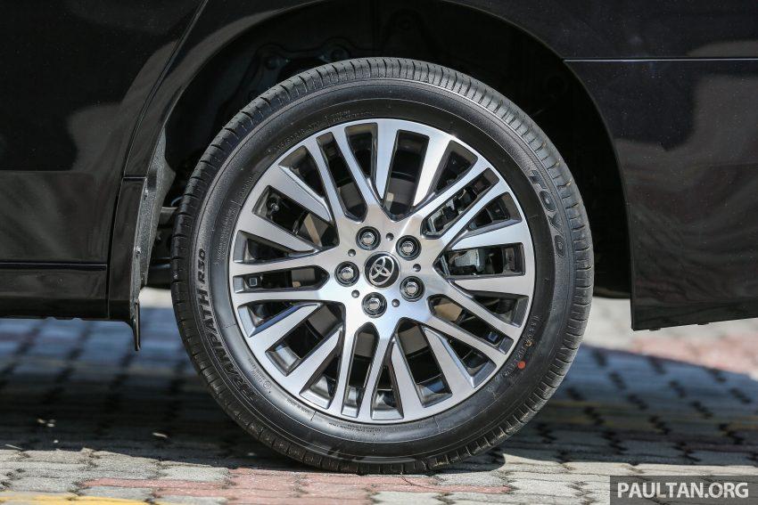 Toyota Alphard dan Vellfire 2016 dilancarkan di M'sia – RM420k-RM520k untuk Alphard, RM355k bagi Vellfire Image #529711