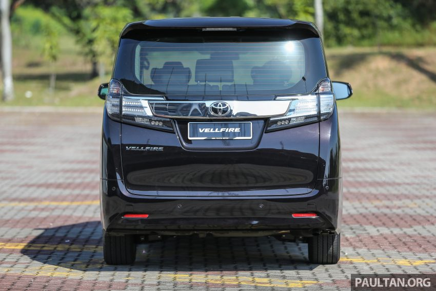 2016 Toyota Alphard and Vellfire launched in M'sia – RM408k-RM506k for Alphard, RM345k for Vellfire Image #529461