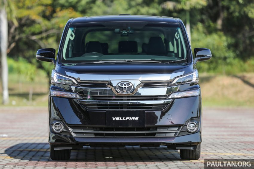 2016 Toyota Alphard and Vellfire launched in M'sia – RM408k-RM506k for Alphard, RM345k for Vellfire Image #529435