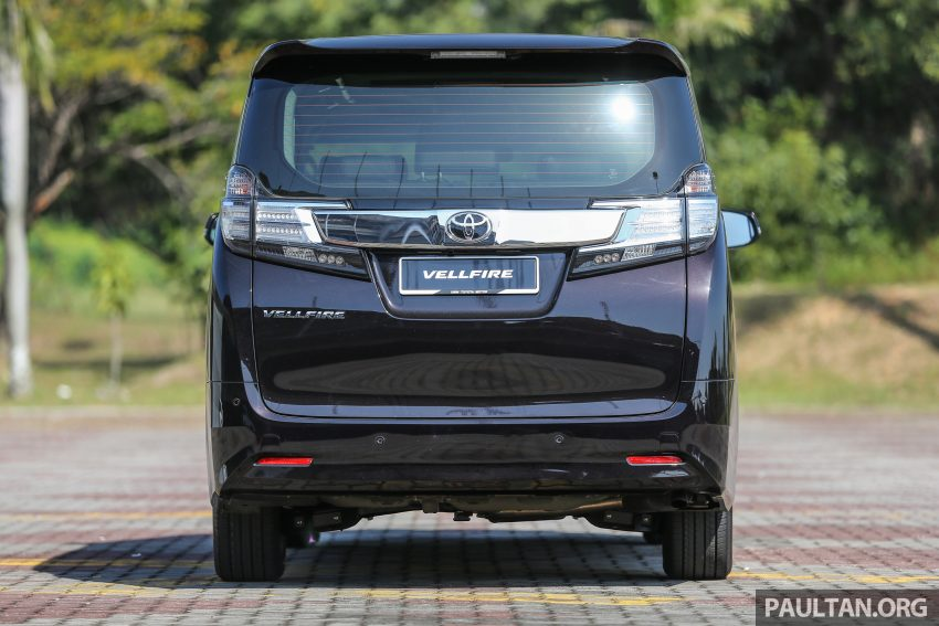 2016 Toyota Alphard and Vellfire launched in M'sia – RM408k-RM506k for Alphard, RM345k for Vellfire Image #529462