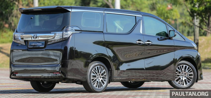 2016 Toyota Alphard and Vellfire launched in M'sia – RM408k-RM506k for Alphard, RM345k for Vellfire Image #529465