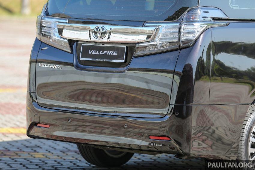 Toyota Alphard dan Vellfire 2016 dilancarkan di M'sia – RM420k-RM520k untuk Alphard, RM355k bagi Vellfire Image #529707