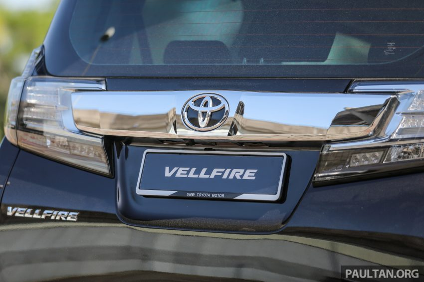 2016 Toyota Alphard and Vellfire launched in M'sia – RM408k-RM506k for Alphard, RM345k for Vellfire Image #529472