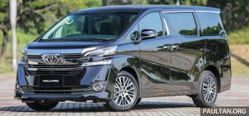 2016 Toyota Alphard and Vellfire launched in M'sia – RM408k-RM506k for Alphard, RM345k for Vellfire Image #529438
