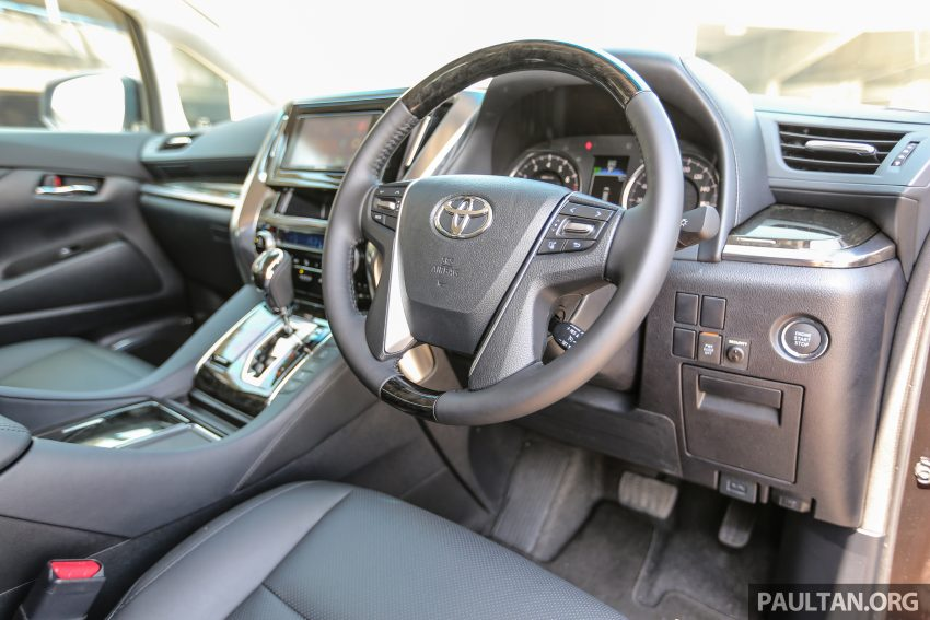 Toyota Alphard dan Vellfire 2016 dilancarkan di M'sia – RM420k-RM520k untuk Alphard, RM355k bagi Vellfire Image #529694