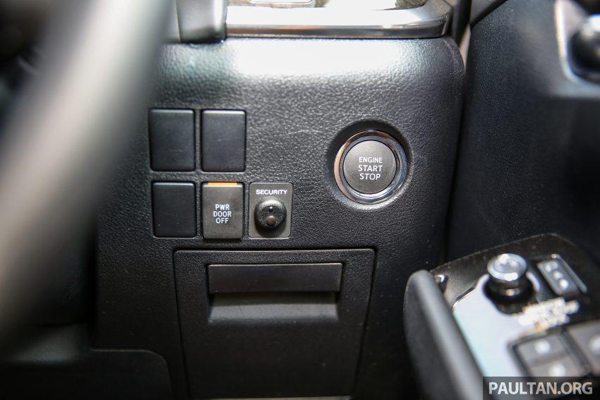 Toyota Alphard dan Vellfire 2016 dilancarkan di M'sia – RM420k-RM520k untuk Alphard, RM355k bagi Vellfire Image #529693