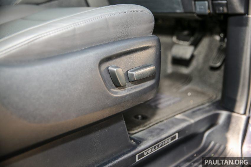 Toyota Alphard dan Vellfire 2016 dilancarkan di M'sia – RM420k-RM520k untuk Alphard, RM355k bagi Vellfire Image #529688
