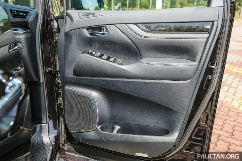 Toyota Alphard dan Vellfire 2016 dilancarkan di M'sia – RM420k-RM520k untuk Alphard, RM355k bagi Vellfire Image #529687