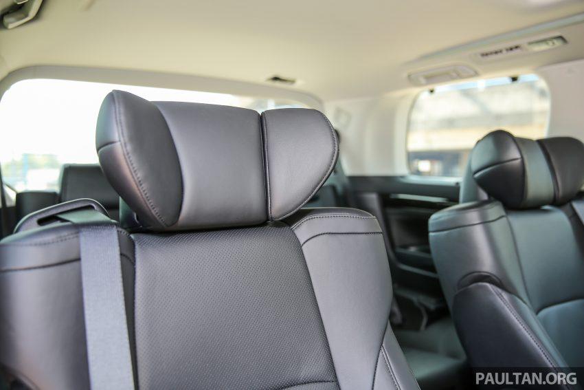 Toyota Alphard dan Vellfire 2016 dilancarkan di M'sia – RM420k-RM520k untuk Alphard, RM355k bagi Vellfire Image #529674