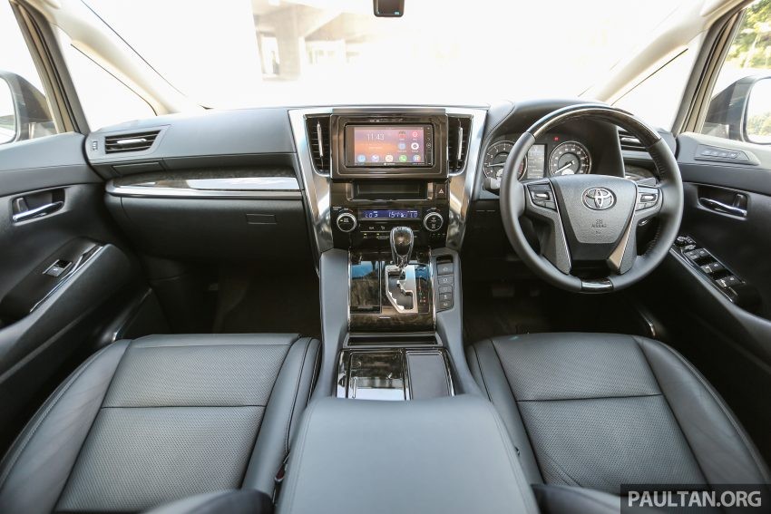 2016 Toyota Alphard and Vellfire launched in M'sia – RM408k-RM506k for Alphard, RM345k for Vellfire Image #529512