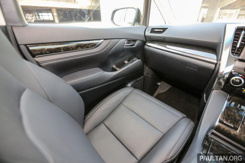 Toyota Alphard dan Vellfire 2016 dilancarkan di M'sia – RM420k-RM520k untuk Alphard, RM355k bagi Vellfire Image #529668