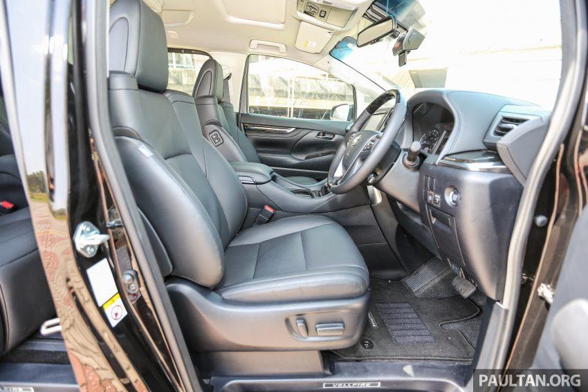 Toyota Alphard dan Vellfire 2016 dilancarkan di M'sia – RM420k-RM520k untuk Alphard, RM355k bagi Vellfire Image #529665