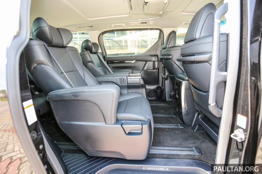 2016 Toyota Alphard and Vellfire launched in M'sia – RM408k-RM506k for Alphard, RM345k for Vellfire Image #529517