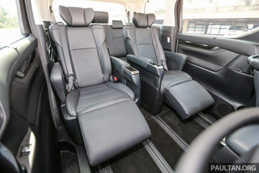 Toyota Alphard dan Vellfire 2016 dilancarkan di M'sia – RM420k-RM520k untuk Alphard, RM355k bagi Vellfire Image #529663