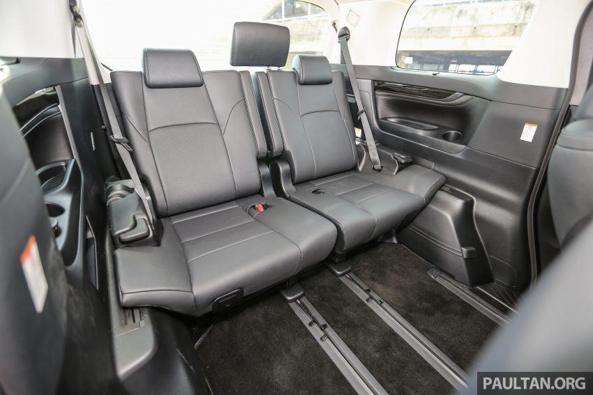 Toyota Alphard dan Vellfire 2016 dilancarkan di M'sia – RM420k-RM520k untuk Alphard, RM355k bagi Vellfire Image #529660
