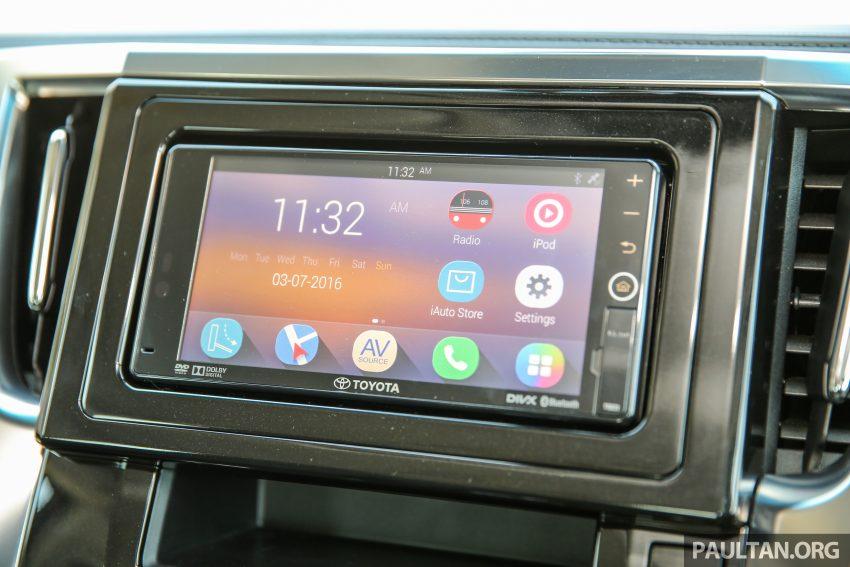 Toyota Alphard dan Vellfire 2016 dilancarkan di M'sia – RM420k-RM520k untuk Alphard, RM355k bagi Vellfire Image #529653